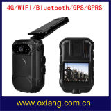 WiFi 4G 3G Bluetooth IR Night Vision GPS 1080P Police Body Worn Camera