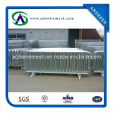 Galvanized Temporary Barriers