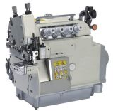 Top and Bottom Cylinder Bed Overlock Sewing Machine