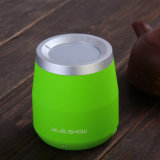 Patent Design Portable Bluetooth Speakers F-100 for iPhone/iPod/iPad/Smartphones/Tablet