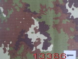 Ripstop Camouflage Fabric Poly/Cotton 224GSM