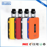 100% Original 2500mAh Vape Mod Vaporizer Smoking Box Mod Battery