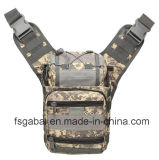 Outdoor Waterproof Military Camo Single Shoulder Saddle Bag