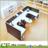 Office Clerk Partition with 2 Seats CD-8860