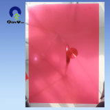 0.3mm PVC Rigid Red Clear Sheet for Stationery Grade