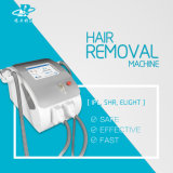 Portable IPL Shr Hair Removal with 2 Handles for Salon