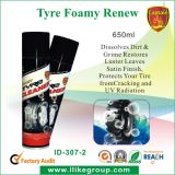 High Quality Foaming Wheel & Tire Cleaner (RoHS REACH SGS)