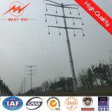 69kv Standard Transmission Line Steel Pole Tower