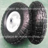 10inch 3.50-4 Metal Rim Air Pneumatic Wheel for Hand Truck