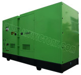 375kVA Super Silent Diesel Generator Set with Doosan Engine P158le-I with Ce/Soncap/CIQ Approvals
