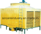 100rt Cross Flow Square Cooling Tower