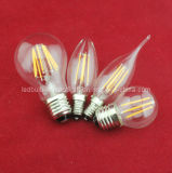 Stylish Design 8W 6W E27 E14 LED LED Filament Spot Bulb