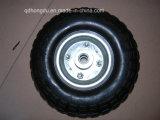 "Sr059 10""X3.5"" Wheel Barrow Solid Rubber Wheel"