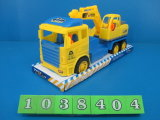 New Plastic Toys Product Friction Construction Car (1038404)