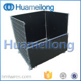Industrial Storage Folding Wire Mesh Container