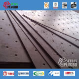 Q235 GB Standard Carbon Steel Chequered Plate Anti - Skidding Plate
