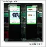 Full HD Floor Stand Kiosk LCD Advertising Player Indoor 42""