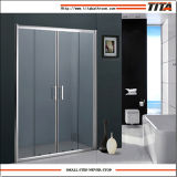 2014 Economical Design Folding Glass Shower Doors Ts9070