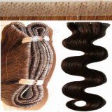 100% Indian Remy Human Hair PU Skin Weft Hair Extension
