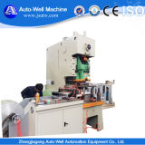 Automatic Aluminum Foil Food Container Machine with ISO