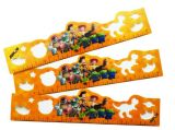 2015 Latest Lenticular Printing 3D Plastic Ruler