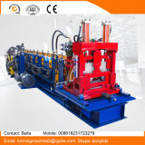 High Speed Adjustable C Purlin Steel Sheet Roll Forming Machine