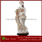 Life Size Stone Statue Sculpture in Multi Colour
