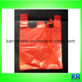 Customized HDPE Handbags Trash Bags for Rubbish Collection