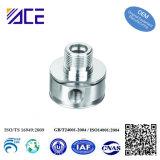 Precision Machined Aluminum Communication Adapter