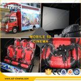 Amusement Park 2015 Latest OEM 2 Seats Mini 5D Cinema
