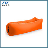 9 Colors Polyester Lazy Air Sofa Bed with Safety Lock