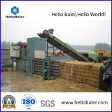 Hello Baler Auto Hydraulic Press Hay Baler with 5-6t/H Capacity