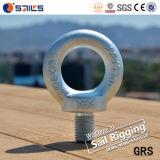 Carbon Steel Galvanized Drop Forged Eye Bolt DIN580