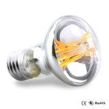 4W 6W R63 LED Filament Bulb E27 LED Lamp Light