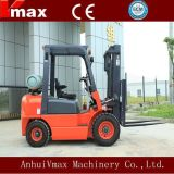Vmax 3 Ton Forklift LPG/Gas/CNG Engine Powered Forklift Truck (CPQD30)
