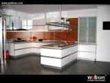2015 [ Welbom ] Modern Design White Wooden Kitchen
