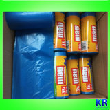 Heavy Duty S-Top Trash Bags with Label