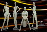 Fashional High Glossy Female Mannequins