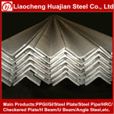 High Quality Hot Rolled Steel Angle Bar of Chinese Manufacture
