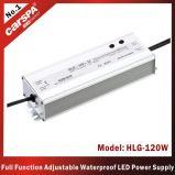 120W Full Function Adjustable Waterproof Power Supply
