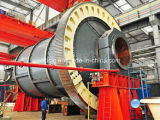High Quality Cement Ball Mill Machinery with Max. Diameter 6.2m