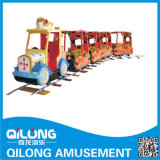 Amusement Park Children Electric Train (QL-C070)