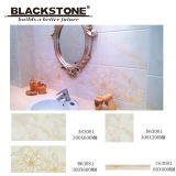 300X600 Ceramic Wall Tile with Flower Pattern for Bathroom (A63081)