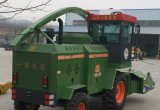9qsz3000 Green and Yellow Forage Harvester Shan Dong Yineng