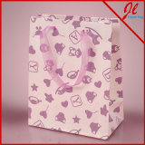 Baby Things Textured Euro Tote Gift Paper Bags