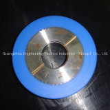 Plastic Oil Nylon Roller with Steel Bearing