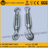 Plated Type DIN 1480 Turnbuckle