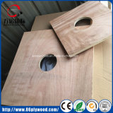 Customized 18mm Poplar Core Commercial Plywood with Holes