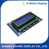 1602 Character Positive LCD COG Module with Blue Backlight