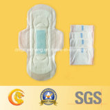 OEM Blue Chip Sanitary Napkins for Italy Market (ITL-245)